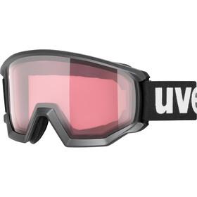 UVEX Athletic V Maschera, nero/rosa